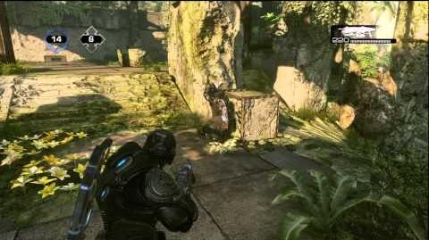 Gears of War 3 - Onyx Guard Gameplay