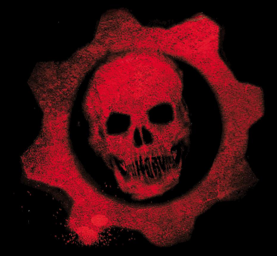 �а��инки по зап�о�� gears of war logo png