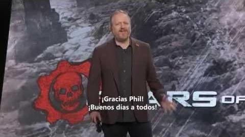 Gears of War 4 - Demostración del E3 2016