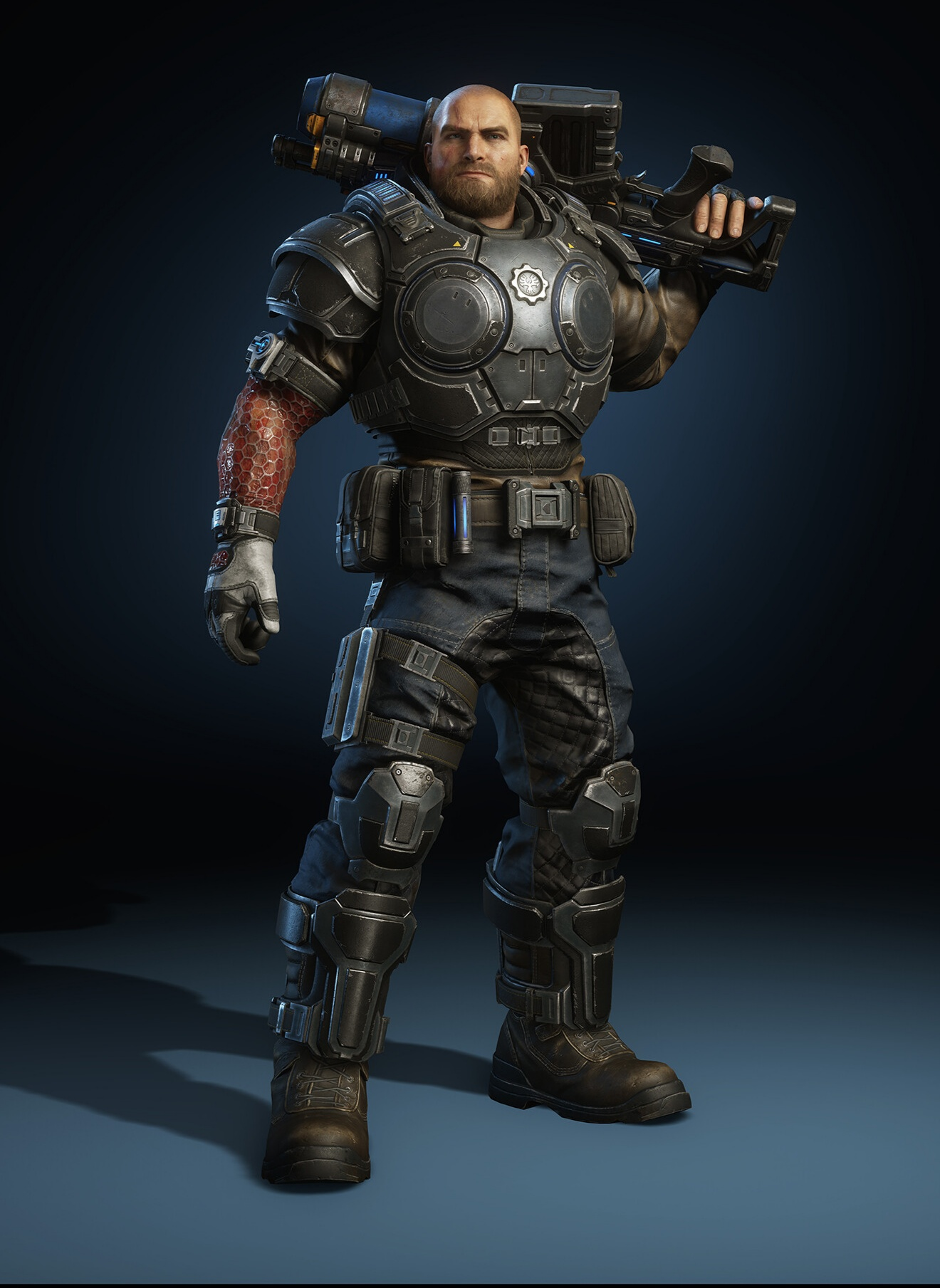James Dominic Fenix Gears Of War Fandom