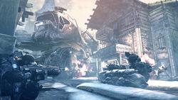 Gears of War 2 - Landown