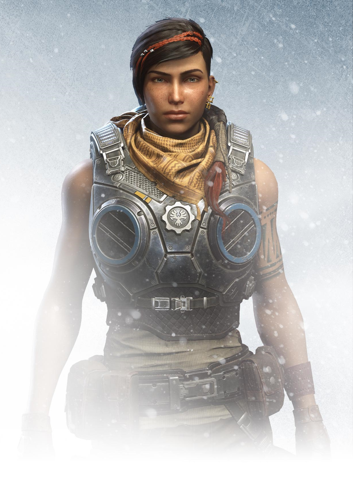 Kait Diaz | Gears of War | FANDOM powered by Wikia