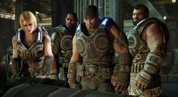COG Armor | Gears of War Wiki | Fandom