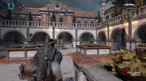 Combate de Cobertura Cercana (CCC) - Beta de Gears of War 4