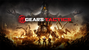 Gears Tactics cover