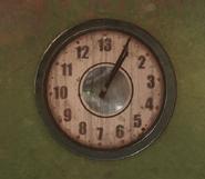Gears 5 Seran clock