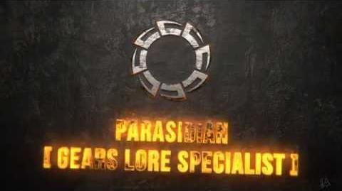 Parasidian The Coalition Logo Animation