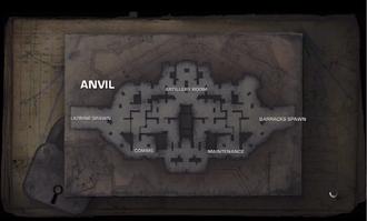 Gears Of War 3 Anvil
