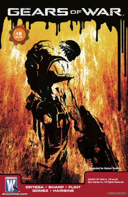 GoWComic Harper Cover