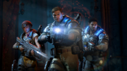 Gears of War 4 Héroes