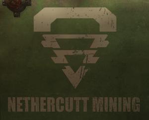 Gears 5 Nethercutt Mining logo