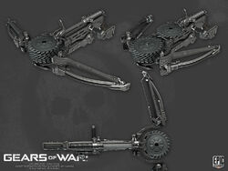 Savage BuzzSaw Design