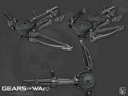 Savage BuzzSaw Design