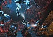 Juvies Gears of War 4