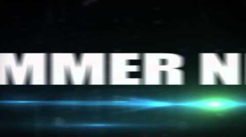 Kenton Duty-Teenage Summer Nights Lyric Video