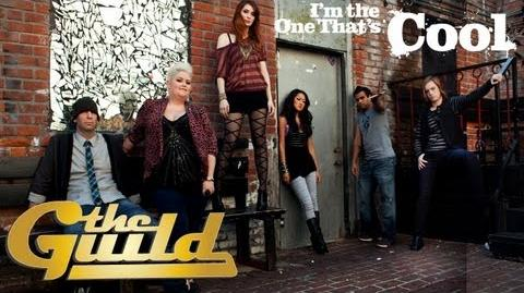 The Guild I'm the One That's Cool Directed by Jed Whedon, Co-Written By Jed Whedon & Felicia Day
