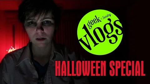 Geek & Sundry Vlogs Halloween Special