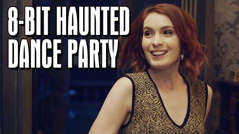 The 8-Bit Haunted Dance Party - HALLOWEEK