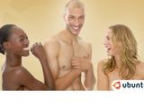 Ubuntu Warty visual theme