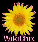 WikiChix logo