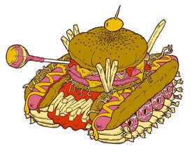 Junk-food-war