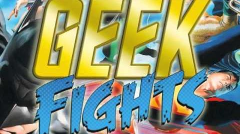 Geek Fights Promo Video