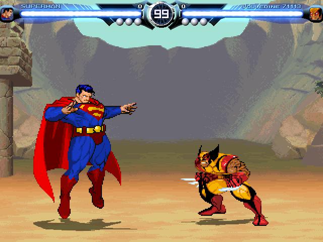 File:Superman vs wolverine.png