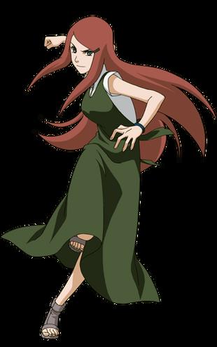 Kushina Uzumaki | Geekpédia Wiki | Fandom