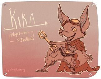 Kika chibi tool Teloka Berry