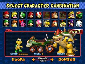 Mario Kart Double Dash Geekyest Geeks Wiki Fandom