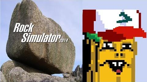 Official Gameplay Rock Simulator 2014 Lets PLay