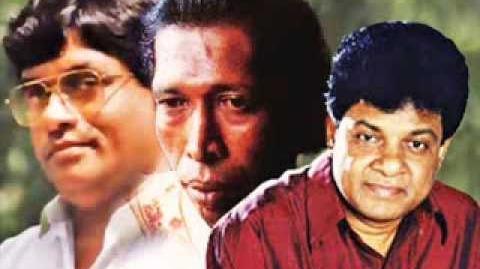 Karunarathna Divulgane - Shanthini Thema Watei - කරුණාරත්න දිවුල්ගනේ - ශාන්තිනී තෙමා වැටෙයි