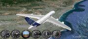 A380 flyover