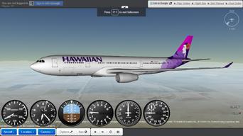 Hawaiian A330 airborne (7)