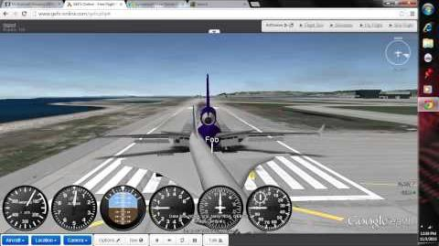 GEFS Online MD 11 Takeoff At Nice 22L-0