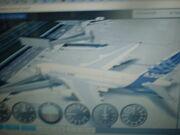 A380 At Tokyo Haneda Airport Gate 65