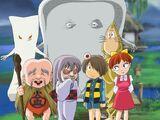 Kitarō Family