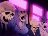 Ghost Train passengers