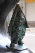 Amefuri-Kozo statue