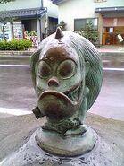 Shu no Bon statue