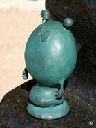 Mura-chan statue