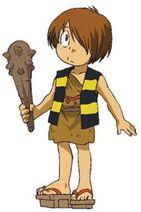 Kitaro caveman