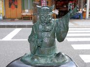Enma-Daio statue