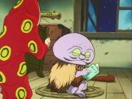 Abura-sumashi no anime de 1996