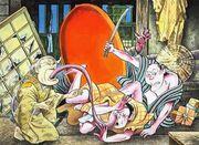 Shitanaga-Babaa Illustration