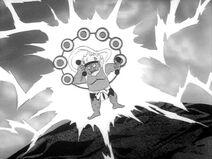Kaminari no anime de 1968