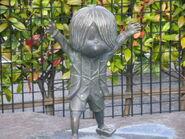 Kitarou statue 2