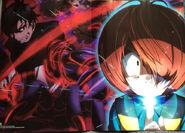 6th Anime Kitarou & Rei