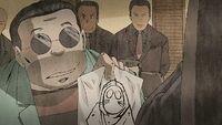 Yakuza Yamada anime