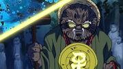 Danuki Warrior